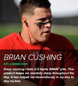 Alpha Brain Testiomonials Brian Cushing