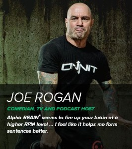 Alpha Brain Testimonials Joe Rogan
