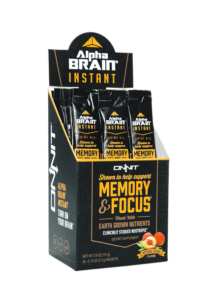 alpha brain instant review
